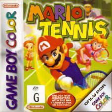 Mario Tennis GBC